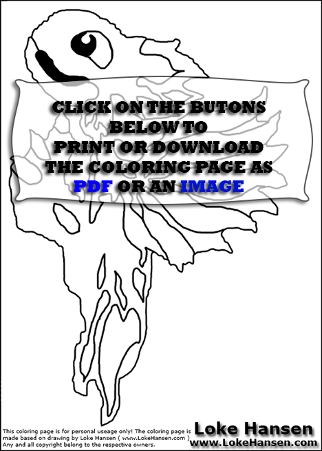 dragon color pages ba dragon realistic - Dragonvale Dragons Coloring Pages